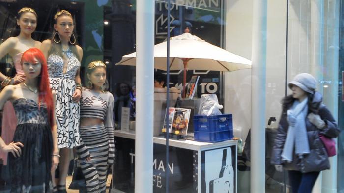 ロンドンファッションウィーク1